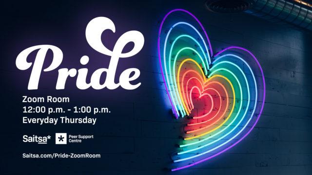 Pride Zoom Room